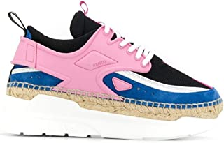 KENZO Luxury Fashion Womens F962SN257F5132 Pink Sneakers | Fall Winter 19