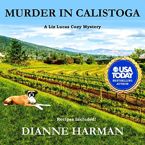 Murder in Calistoga Audiobook By Dianne Harman cover art