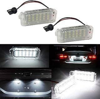 Suchergebnis Auf Für Ford Mondeo Mk4 Kennzeichenbeleuchtung Leuchten Leuchtenteile Auto Motorrad