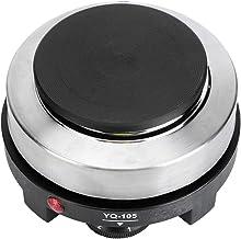 Plaque Éléctrique Portable, Mini Poêle de Chauffage Électrique en Acier Inoxydable, Multifonction Plat Chaud Chauffe-Thé à...