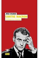 Contre Macron Poche
