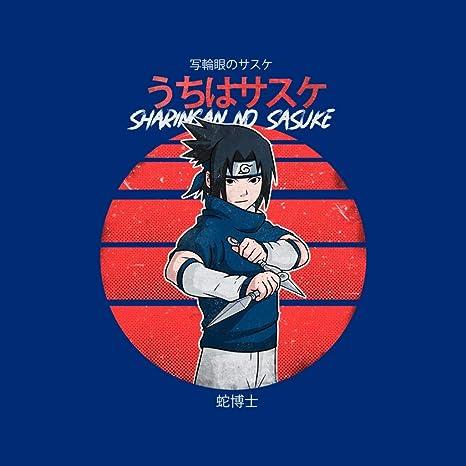 Cloud City 7 Sharingan No Sasuke Kakashi Hatake Naruto Mens ...