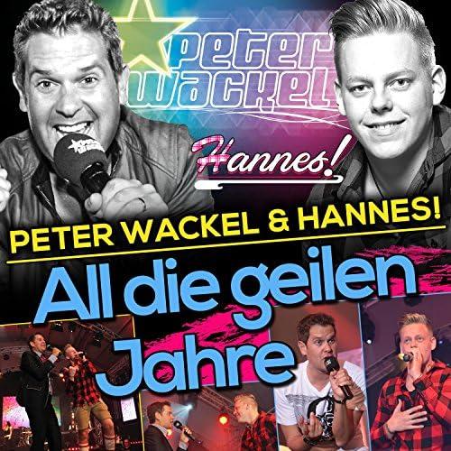 Peter Wackel & Hannes!