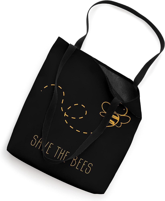 Save The Bees - Nature Bee - Honey Beekeper Beekeeping Tote Bag