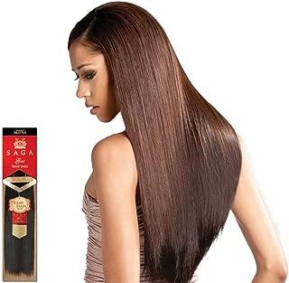 Milky Way Saga Gold Virgin Remy Human Hair 12