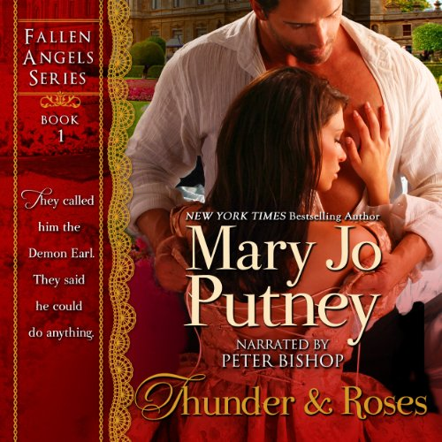 Thunder and Roses cover art