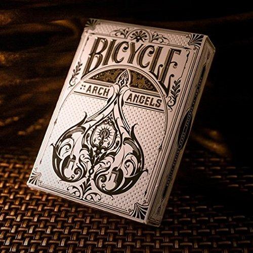 Bicycle Archangels - 54 cartes format Poker
