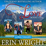 Miller Brothers in Love: Books 1-4: A Contemporary Western Romance Boxset