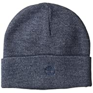 Timberland Men's Heathered Knit Watchcap, navy, One Size