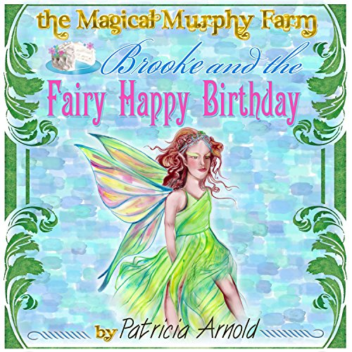 Brooke and the Fairy Happy Birthday cover art