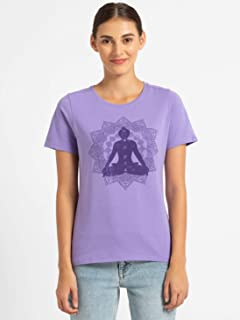 Jockey 1361-0103 Women's Athleisure-Womens BU-Graphic T Shirt