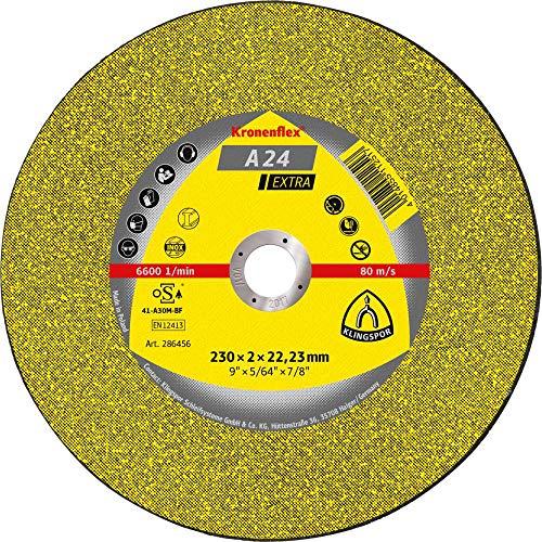 Klingspor A 24 EX Trennscheiben 188463 - 125 x 2,5 x 22,23 mm