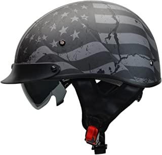 half helmet for ladies