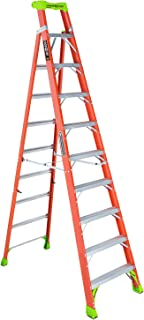 Best 10 foot werner ladder Reviews