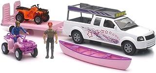 New RAY Extreme Adventure Pink RV CampingPLAYSET