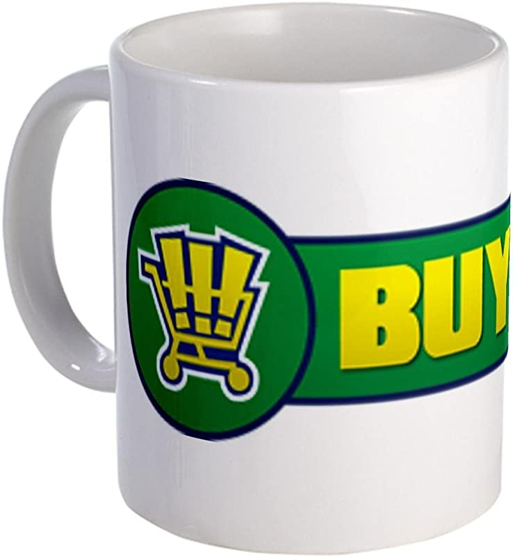 Quick Mugs 2 U Chuck Buy More Mug Standard Multi Color