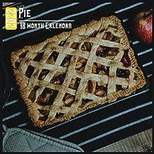Pie Calendar 2022: 18 Month Calendar Pie, Square Calendar 2022, Cute Gift Idea For Pie Lovers Women & Men, Size 8.5 x 8.5 ...