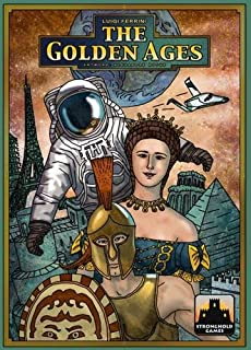 Stronghold Games The Golden Ages Game