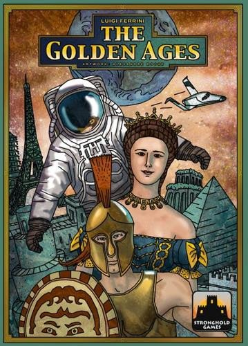 Stronghold Games STG08016 Brettspiel Golden Ages
