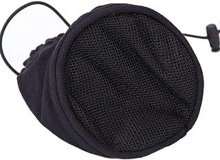 Peluquería Profesional Lienzo Plegable secador de Pelo Calcetines difusor de Accesorios Cubierta Adecuada para Todas Las Herramientas de soplado Accesorio para difusores de Cabello