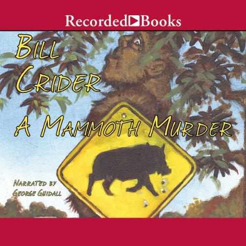 A Mammoth Murder cover art