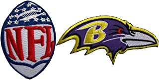 Best baltimore ravens iron on patch Reviews