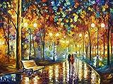 Puzzle di alta difficoltà 1000 pezzi di puzzle decompressione per adulti famosi dipinti del paesaggio