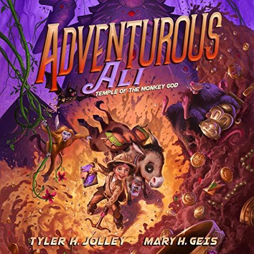 Adventurous Ali  By  cover art
