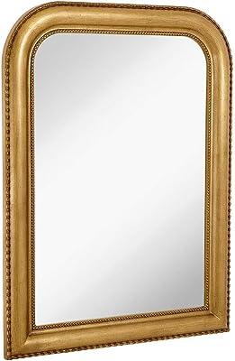 KOUBOO Round Rope Wall Mirror Chequered