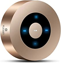 【Waterproof Case Included】 XLEADER SoundAngel (2 Gen) 5W Pocket Portable Speaker, 15h..