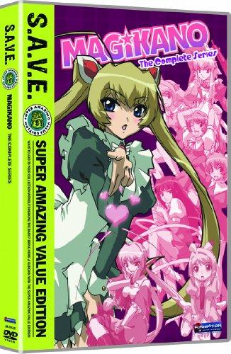 Magikano - The Complete Series S.A.V.E.