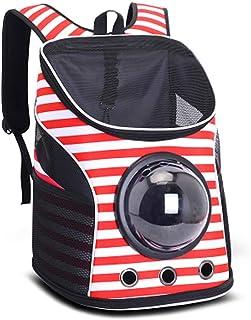 Pet Rucksack Haustier Tasche Katze Tasche Raum Haustier Kabine Tasche aus tragbaren, atmungsaktiven Haustier Tasche Katze ...