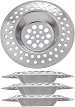 4 stuks wastebediening Drain Sink Filter Keuken Badkamer Gadgets rvs spoelbak Zeef afvoerputje Kitchen Sink Sink Zeef, afv...