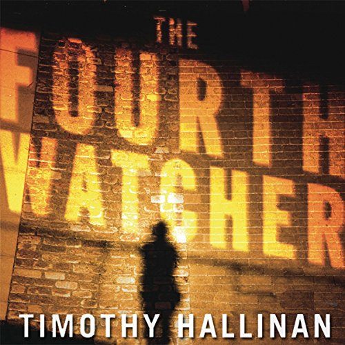 The Fourth Watcher audiobook cover art