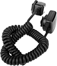 Serounder 3m TTL Off-Camera Flash Sync Extension Cord Cable for Sony MI Hot Shoe Photography Accessory