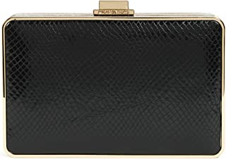 Women's Imitation Pearl Box Clutch