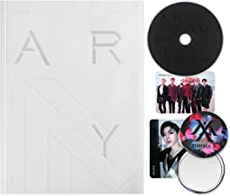 Are You There ? - MONSTA X 2nd Album : TAKE.1 [ I ver. ] CD + Photobook + Photocards + FREE GIFT / K-pop Sealed