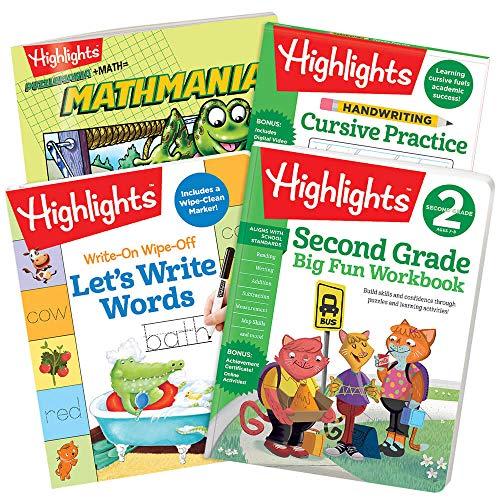 Highlights School Success Pack Second Grade