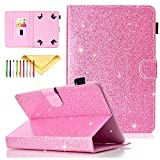 Uliking Bling Glitter Universal 9.5-10.5 Inch Tablet Case