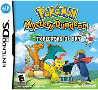 Best pokemon mystery dungeon sky Reviews