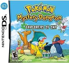Best pokemon explorers of sky pokemon Reviews