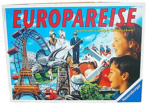 Ravensburger 01205 - Europareise