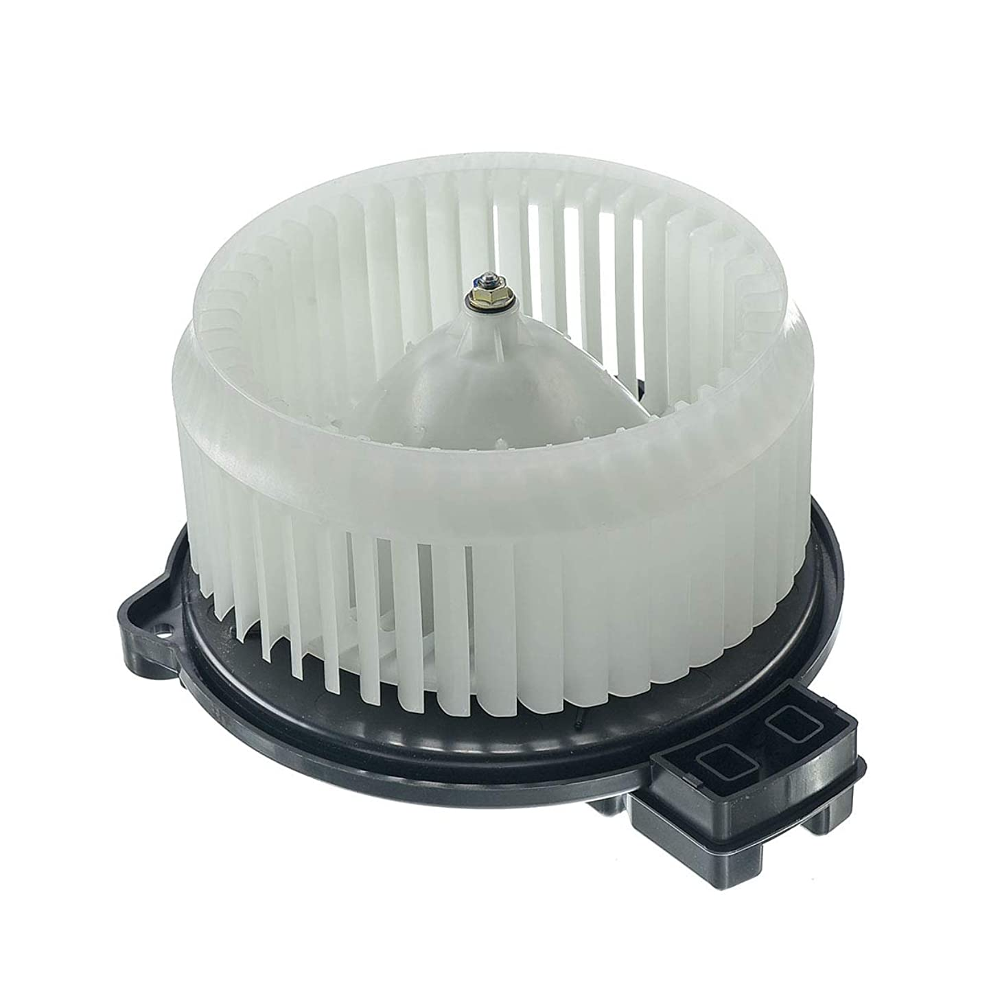 A-Premium Heater Blower Motor with Fan Cage For Honda Fit 2009-2013 I4 1.5L