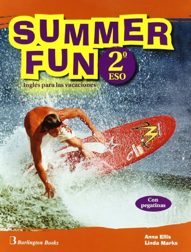 E.S.O.-Summer Fun 2º. St'S + Cd (2009) - C.Vacaciones