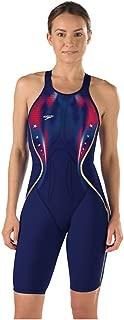 Speedo 7724600 Women's LZR X Printed Openback Swimsuit