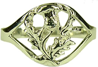 Souvenirs of France - Lorraine Thistle Ring