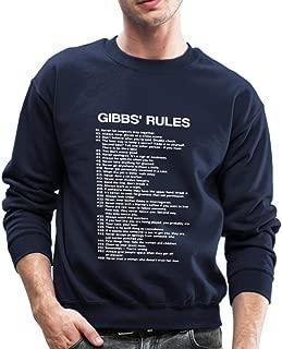 Gibbs' Rules Crewneck Sweatshirt