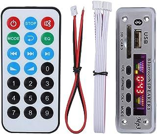 デコーダボード SDM01BT + U-DX 4色スクリーンブルートゥース 5.0 FM APE FLACオーディオデコードボード ハンズフリー通話でき AUX、FM、USB、SDカード対応 MP3 / WMA/WAV/FLAC/APE形式に対...