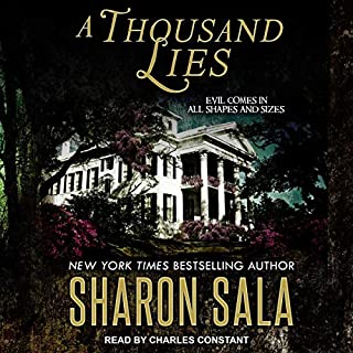 A Thousand Lies audiobook cover art