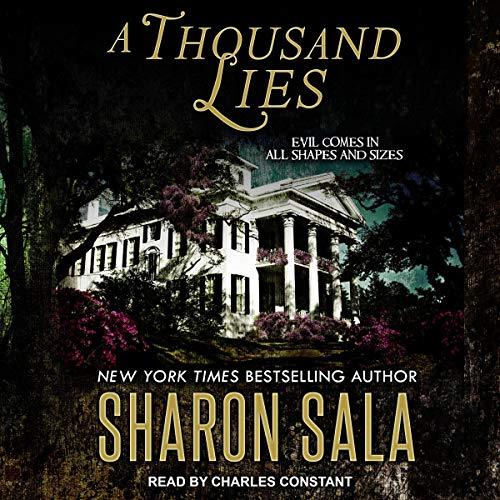 A Thousand Lies Audiobook By Sharon Sala cover art